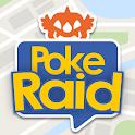 PokeRaid - Worldwide Remote Raids icon