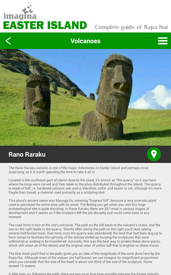 Imagina Easter Island- screenshot