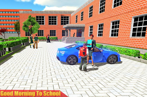 Virtual High School Teacher 3D apkpoly screenshots 9