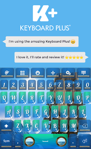 Summer Keyboard