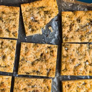 Honey And Rosemary Gluten-free Bread.