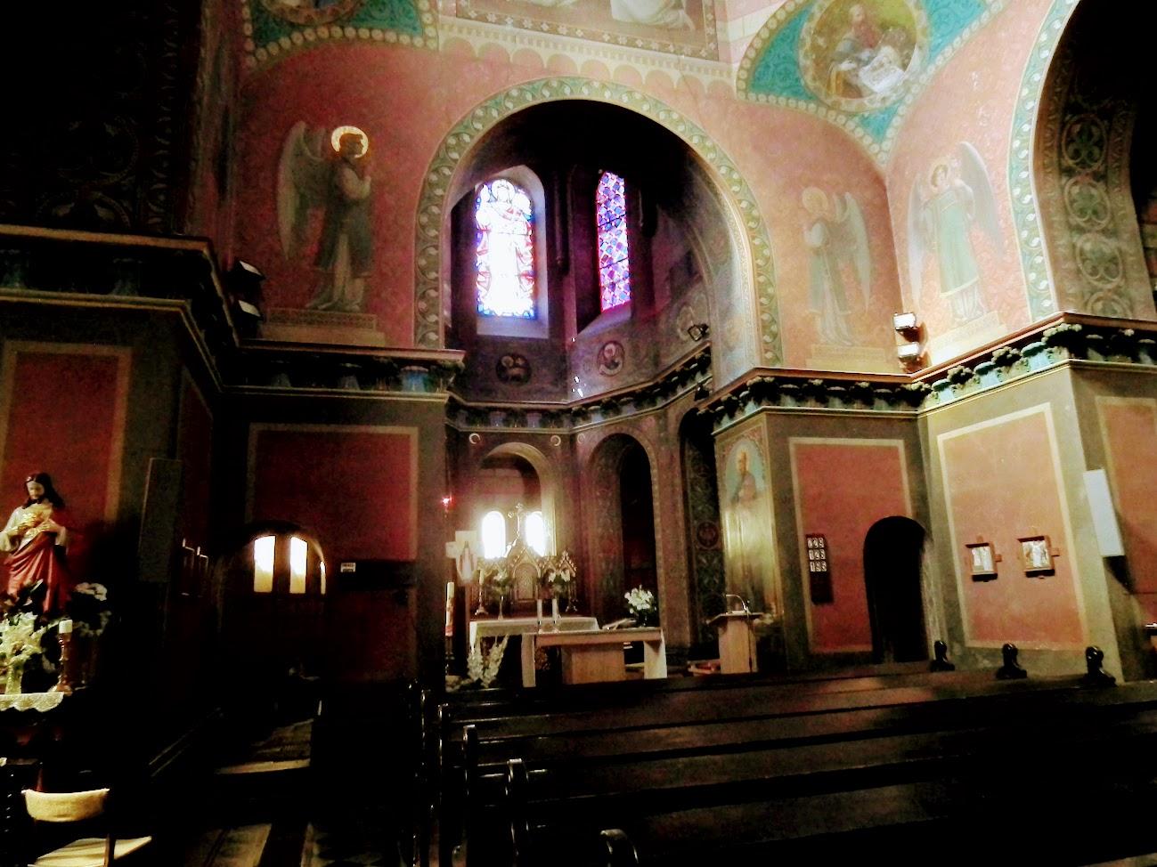 Veszprém - Feltámadt Üdvözítő Károly rk. templom