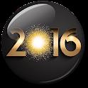 2016 Live Wallpaper icon