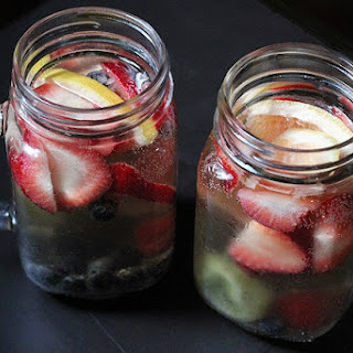 Champagne Sangria Recipes