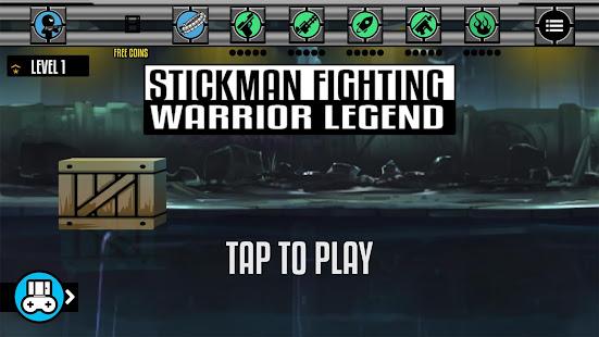 Stickman Fight- Warrior Legend 1