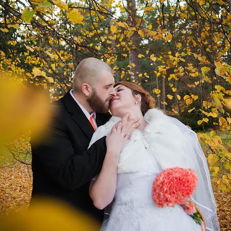 Fotógrafo de bodas Natalya Morgunova (n-morgan). Foto del 05.01.2018