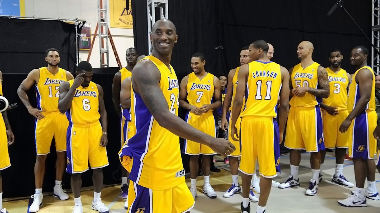 Watch Lakers Media Day live