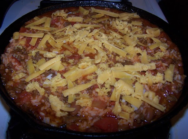 Gail's Goulash Recipe