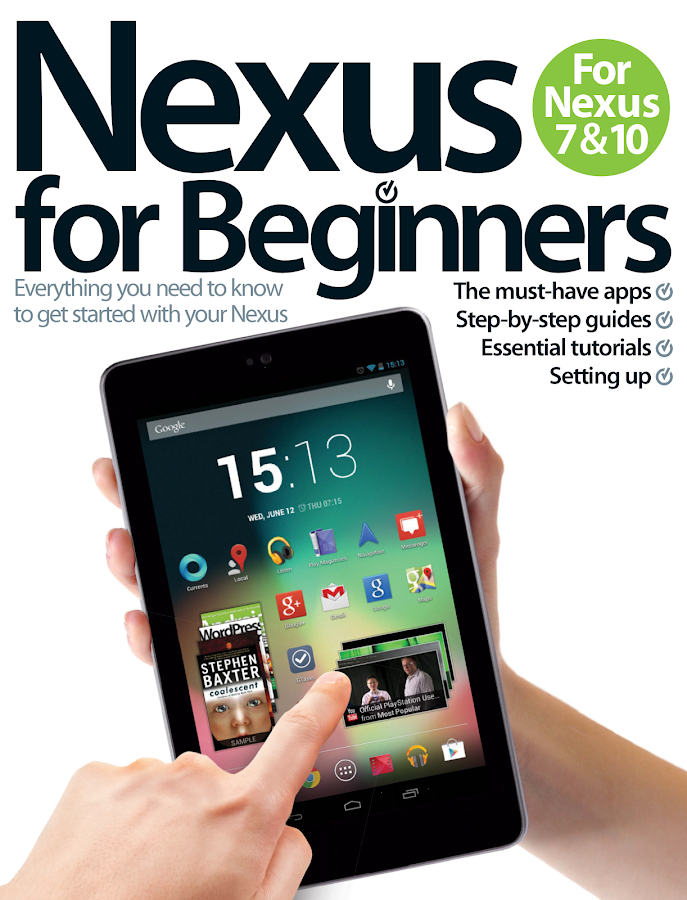 Nexus for Beginners- screenshot