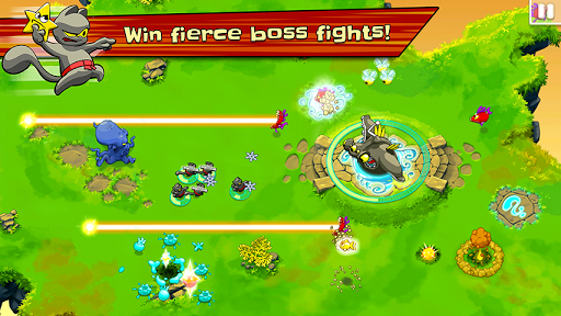 Ninja Hero Cats screenshot 3