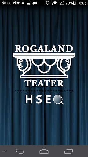 Rogaland Teater HSEQ