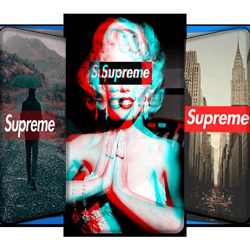 Supreme Wallpapers Hd Lockscreen Apps On Google Play Free