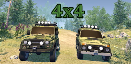Russian Cars: Off-road 4x4 - is a real physics engine game.