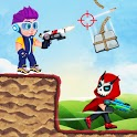 Mr Shooter Puzzle New Game 2021 - Shooting Games icon