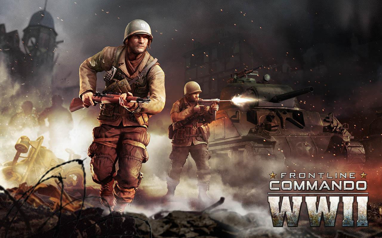 FRONTLINE COMMANDO: WW2 screenshot #21