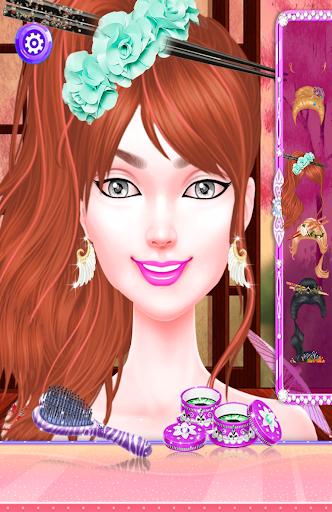 Hair Salon around the World 1.0.4 screenshots 10