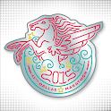2015 Dallas Marathon icon