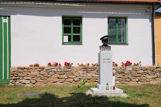 Photo: Rodný dům Jana Kubiše