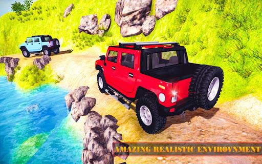 Real Offroad Car Driving Simulator 3D: Hill Climb screenshots 2