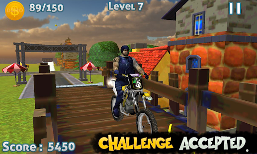 Trial Xtreme Free - Top Bike Motorcycle Games - náhled