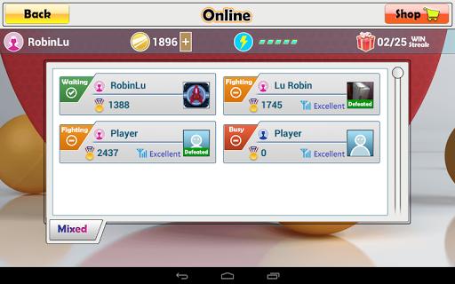 Virtual Table Tennis 2.1.14 screenshots 12