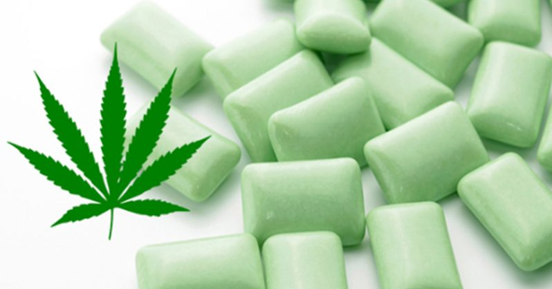 Marijuana-Infused Gum to Relieve Fibromyalgia Pain