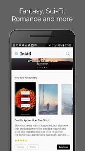 Inkitt – Free Fiction Books, Novels & Stories - náhled