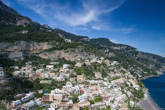 Photo: Positano and Nocelle(above), Italy