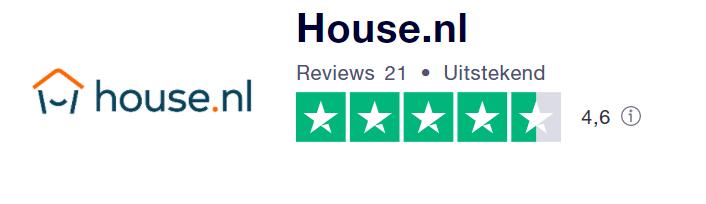 House.nl reviews op Trustpilot
