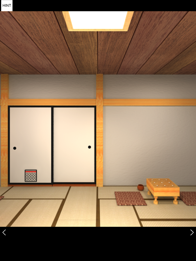 Escape Game-Ninja room- screenshot
