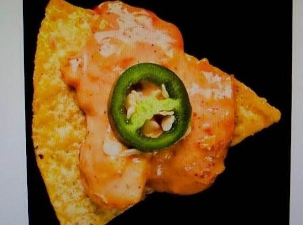 Don's Loaded Velveeta Tortilla Dip