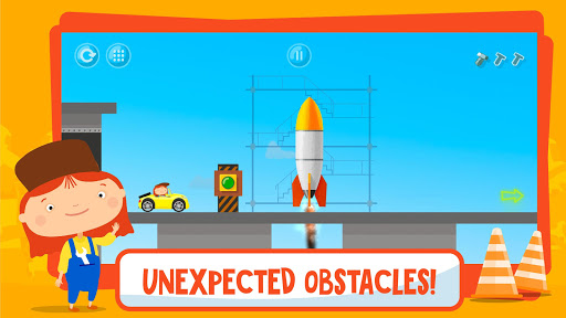 Doctor McWheelie: Logic Puzzles for Kids under 5 android2mod screenshots 3