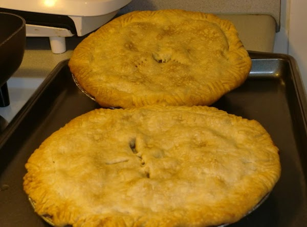 French Canadian Tortier Pie! (Pork Pie) Lovin'from the oven!