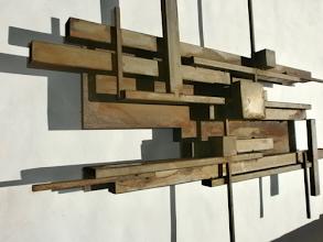 Photo: Escultura do artista plástico francês na Galeria Osíris