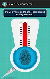 Fever Thermometer PRANK- screenshot thumbnail