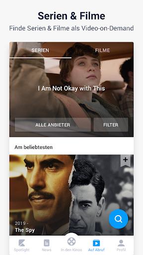 kino.deu00a0- Kinoprogramm, Streaming, Filme & Serien 5.6.4 screenshots 4