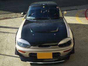 カプチーノ EA11R のカスタム事例画像 のぶちん☆   BABY-SUPERCAR☆さんの2020年10月30日20:43の投稿
