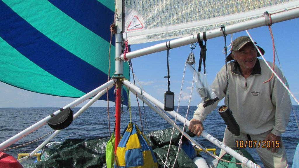 Отчет о парусном походе четвертой категории сложности по Онежскому озеру (республика Карелия)