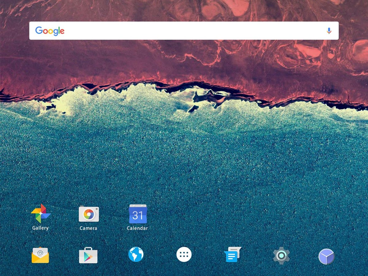 M Launcher -Marshmallow 6.0- screenshot