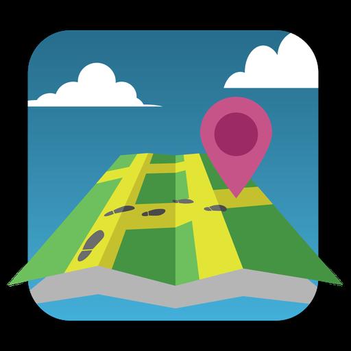 地圖趴趴走 (MapWalker) 交通運輸 App LOGO-APP開箱王