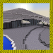 Modern Stadium. Map for MCPE icon