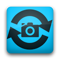 Upside Down Camera icon
