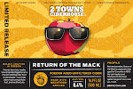 2 Towns Ciderhouse - Return of the Mack