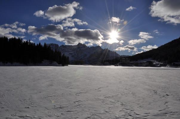 Lago di Ghiaccio di AjejeBrazorf