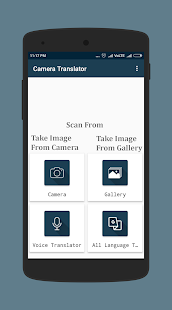 App Camera Translator Free APK for Windows Phone