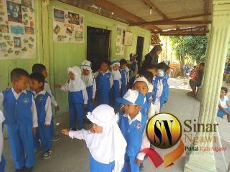 Dipastikan Pada 2017, Tunjangan Guru PAUD Non PNS Di Ngawi Naik 50 Persen