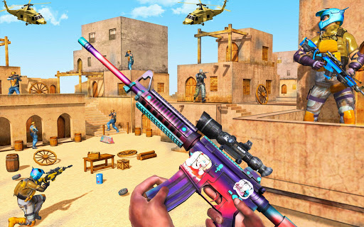 FPS Shooter Counter Terrorist screenshots 13