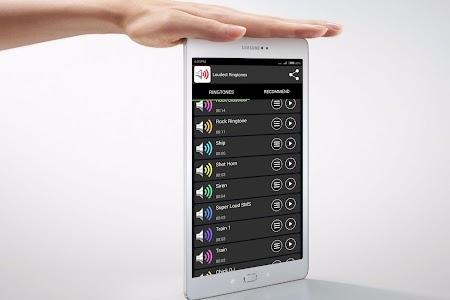 Loudest Ringtones screenshot 6
