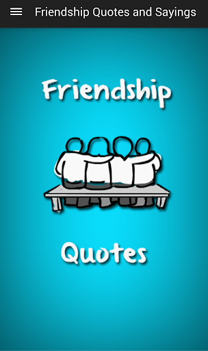 玩免費書籍APP|下載Friendship Quotes and Sayings app不用錢|硬是要APP