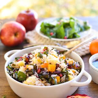 Autumn Celebration Rice Salad